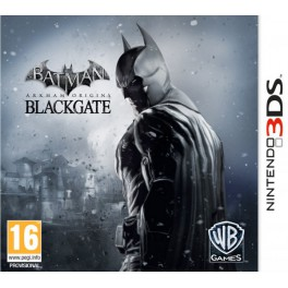 Batman Arkham Origins Blackgate - 3DS