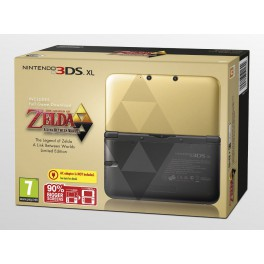 Consola 3DS XL Edición Zelda A Link Between