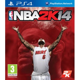 NBA 2K14 - PS4