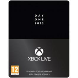 Tarjeta activación XboxLive 12 M. Gold - Xb
