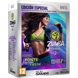 Zumba Fitness 2 Edición Especial - Wii