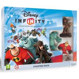 Disney Infinity Starter Pack - Wii U