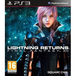 Lightning Returns Final Fantasy XIII - PS3