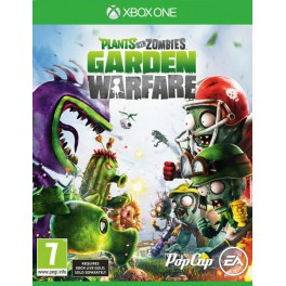 Plants vs Zombies - Xbox one