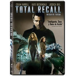 Total Recall: Desafío Total
