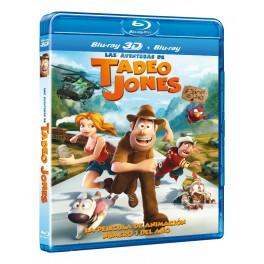 Las aventuras de Tadeo Jones (Combo BR3D + BR)