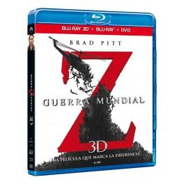 Guerra mundial Z (DVD)